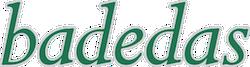 Badedas Bath Gel - Logo