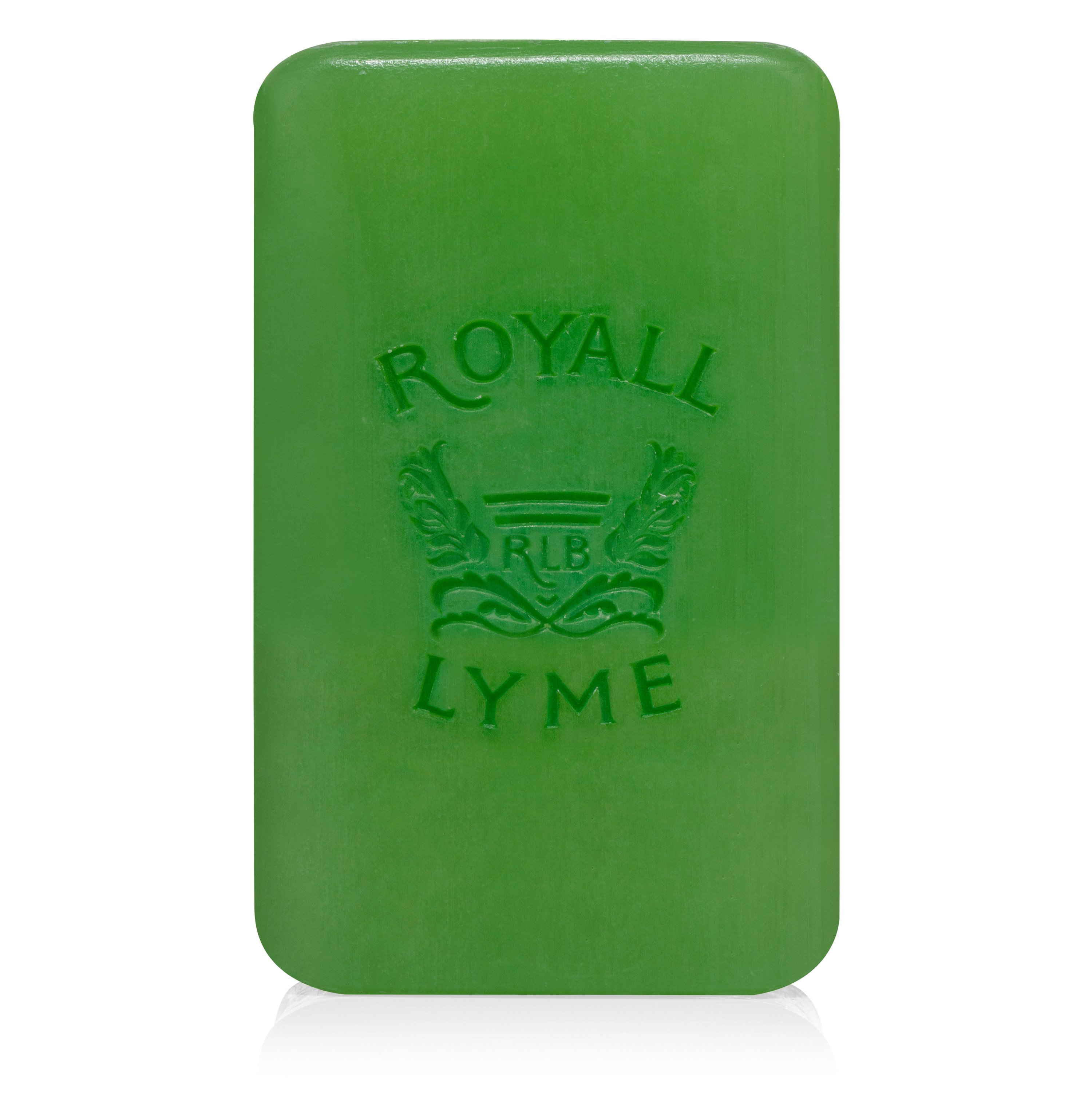 Royall Lyme Bermuda Glycerin Soap 224g - Made in the USA
