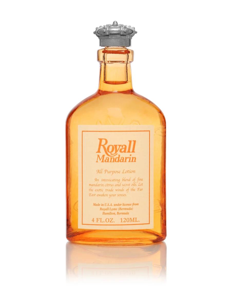 Royall Mandarin Bermuda Cologne Natural Spray 4 oz./120ml