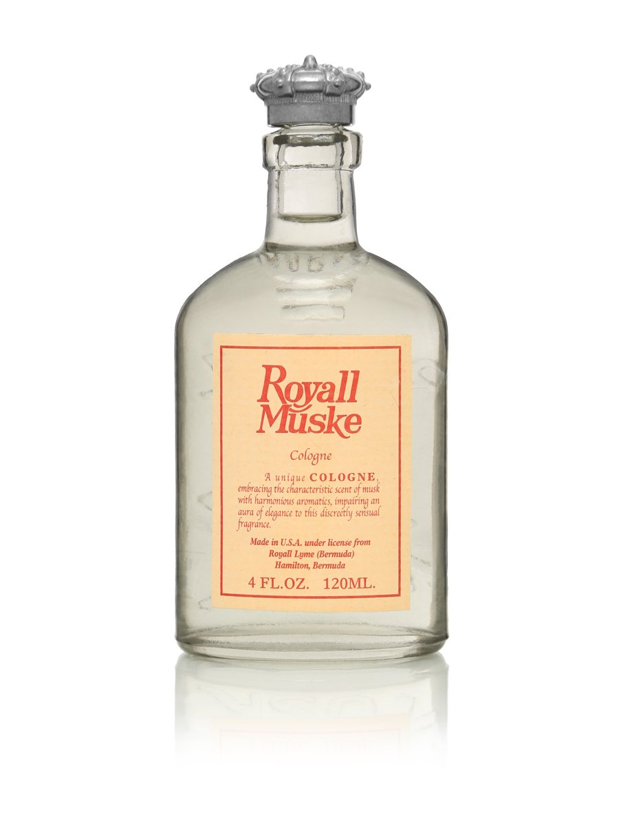 Royall Muske Bermuda Cologne Natural Spray 4oz./120ml