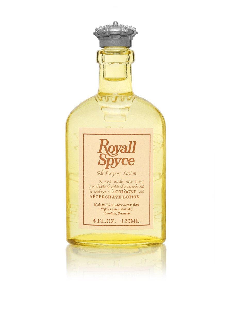 Royall Spyce Bermuda Cologne Natural Spray 4 oz./120ml