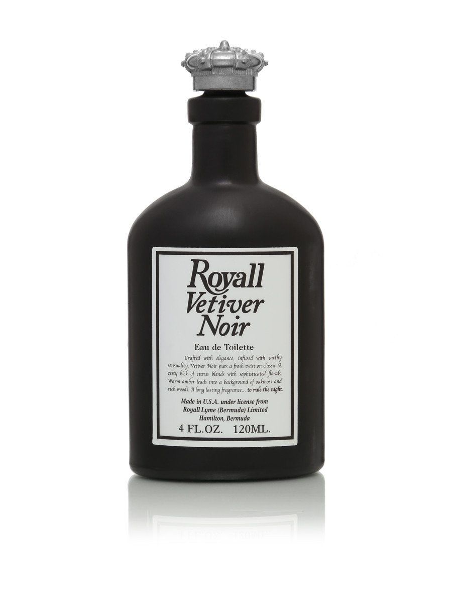 Royall Vetiver Bermuda Cologne Natural Spray 4 oz. / 120ml