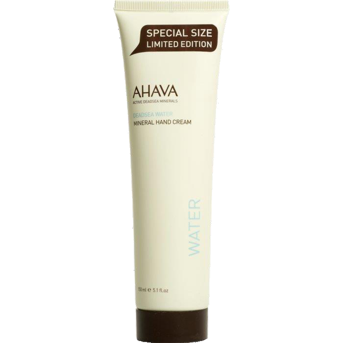 Ahava Mineral Hand Cream 150ml SPECIAL SIZE Limited Edition