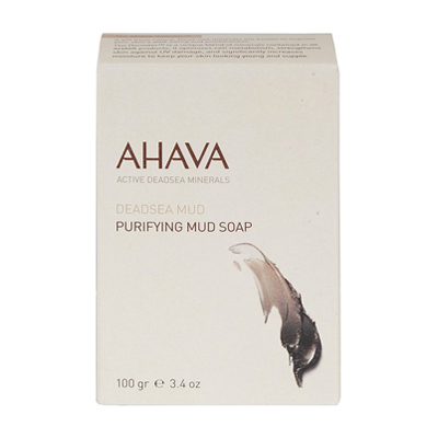 Ahava Purifying Mud Soap 100gr