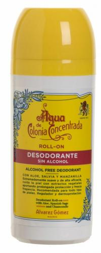 Alvarez Gomez Agua de Cologne Roll-On Deodorant 75ml