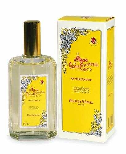 Alvarez Gomez Agua de Cologne Natural Spray 150ml