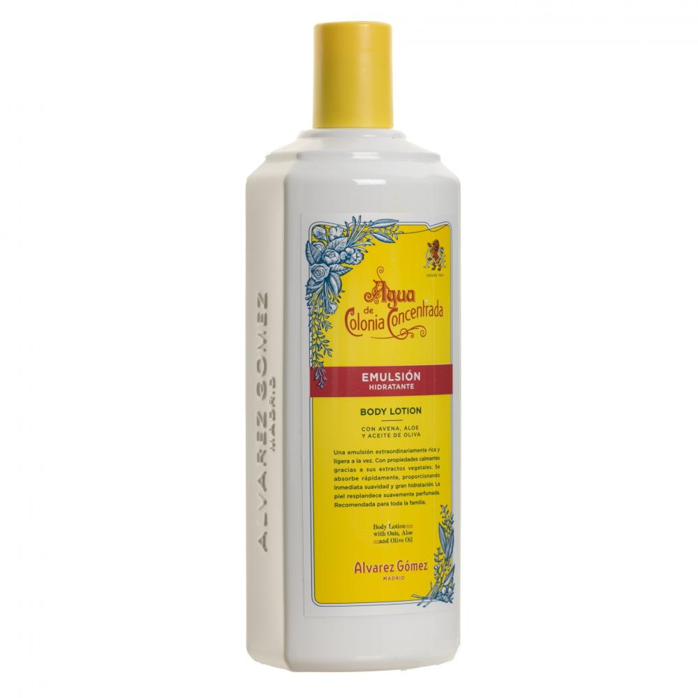 Alvarez Gomez Agua de Colonia Body Lotion 500ml