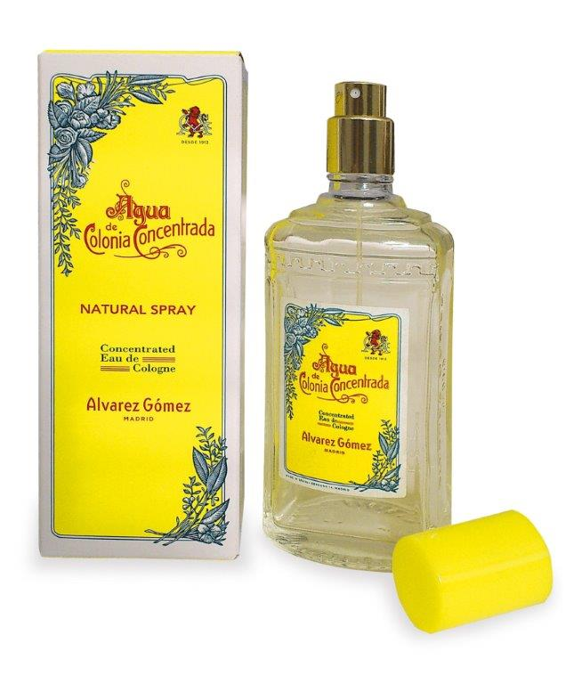 Alvarez Gomez Natural Spray 80ml