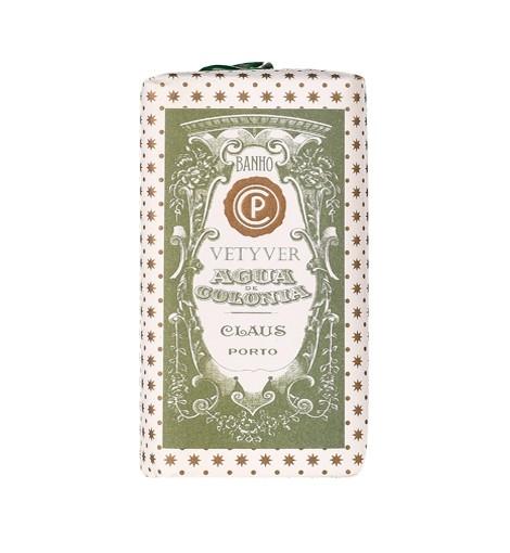 Claus Porto Classic Soap Agua de Colonia - Vetyver 150g