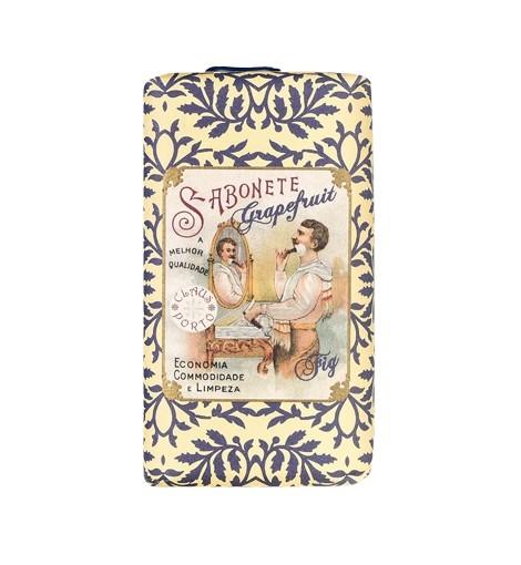 Claus Porto Classic Soap - Barbear - Grapefruit Fig 150g