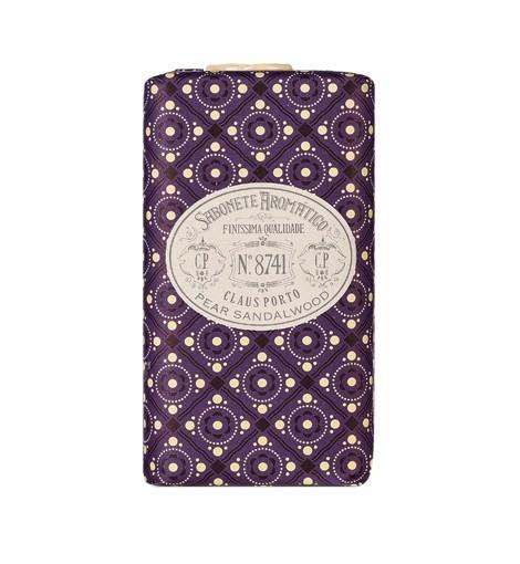 Claus Porto Classic Soap - No. 8741 - Pear Sandalwood 150g