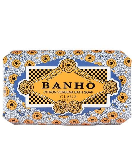 Claus Porto Citron Verbena 'Banho' Soap 350g