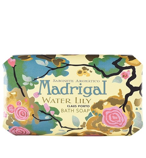 Claus Porto Water Lily 'Madrigal' Soap 350g