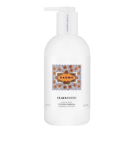 Claus Porto Liquid Soap - Banho - Citron Verbena 300ml