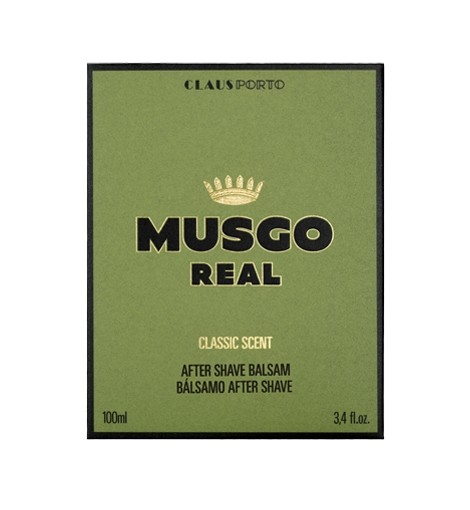 Musgo Real After Shave Balsam - Classic Scent 100ml