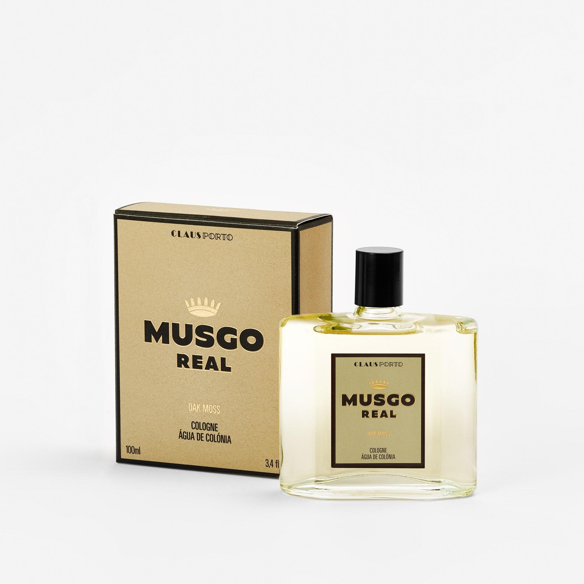Musgo Real Cologne - Oak Moss - 100ml