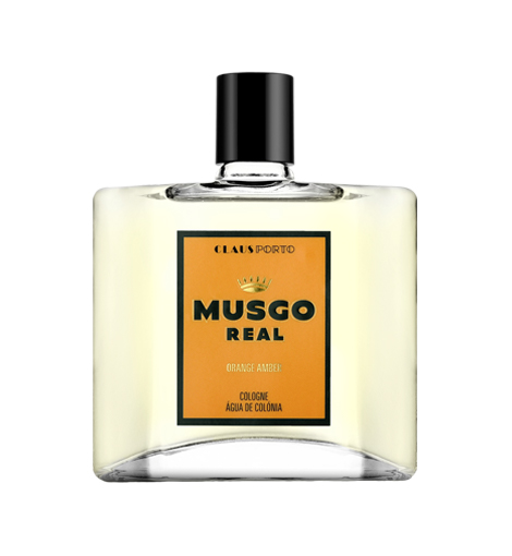 Musgo Real Agua de Colonia No. 1 - Orange Amber 100ml