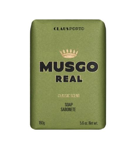 Musgo Real Soap - Classic Scent - 160g