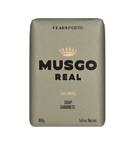 Musgo Real Soap - Oak Moss - 160g