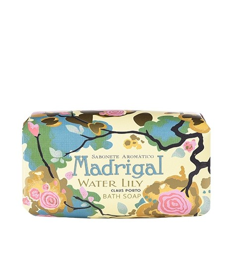 Claus Porto Water Lily Madrigal Soap 150g