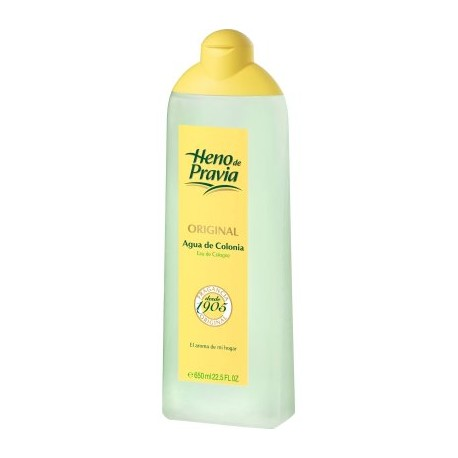 Heno de Pravia Cologne Body Splash  650ml