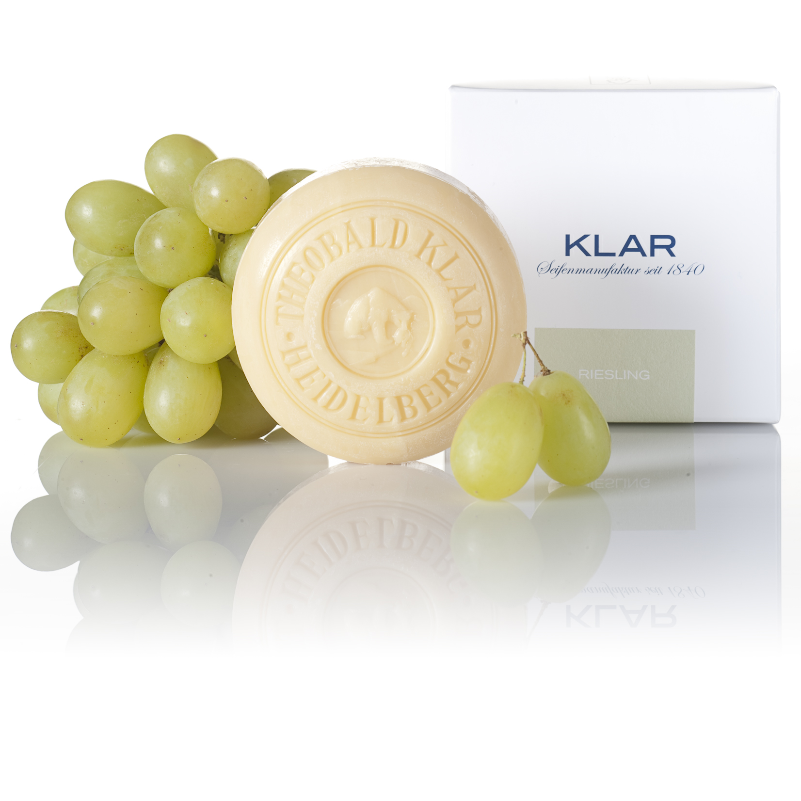 Klar Riesling White Wine Soap 150g