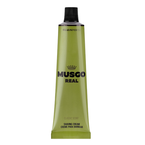 Musgo Real Shave Cream - Classic Scent 100g