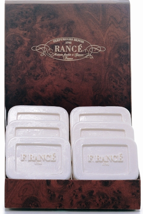 Rance F. Rance Classic Soap, Box of Six 100gr