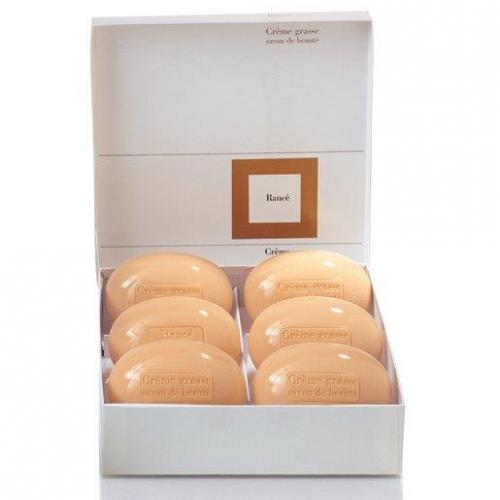 Rance Jasmine Creme Grasse Soap, Box of 6  220gr