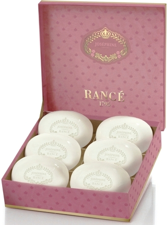 Rance Josephine Soap, Box of Six  100gr