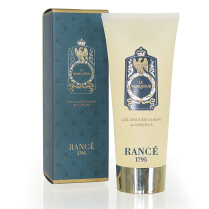 Rance Le Vainqueur Perfumed Shower Gel & Shampoo for Men 200ml
