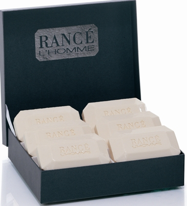 Rance L'Homme Soap, Box of Six 100gr