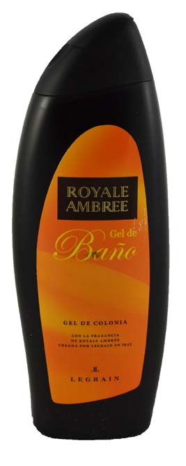 Royale Ambree Shower Gel 500ml