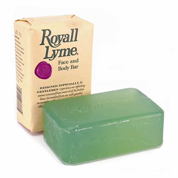 Royall Lyme Bermuda Glycerin Soap 224g