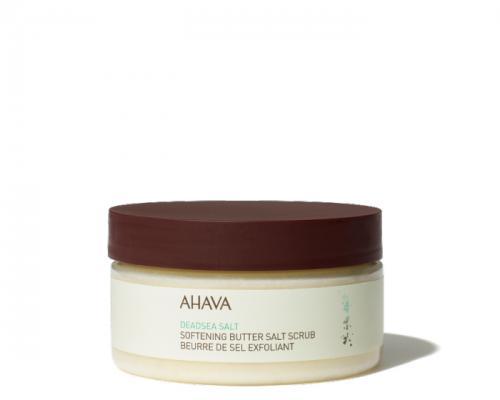 Ahava Softening Butter Salt Scrub 220g