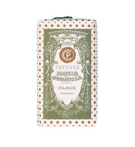 Claus Porto Classic Agua Colonia - Vetyver Soap 150g