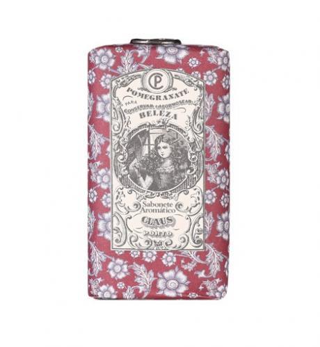 Claus Porto Classic Soap - Mirror - Pomegranate 150g