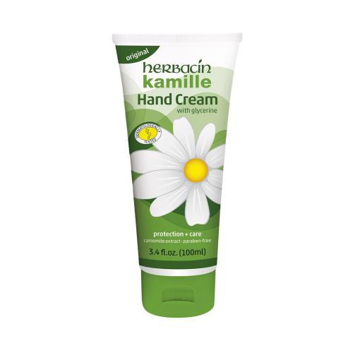 Herbacin Kamille Glycerin Hand Cream in the tube 100ml