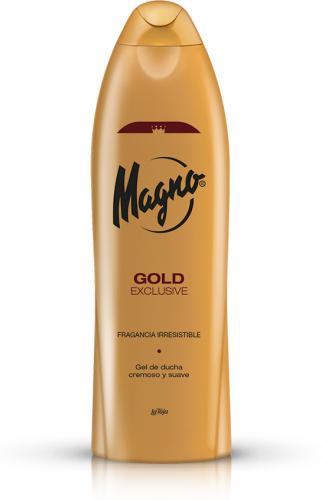 Magno Gold Shower Gel 600ml