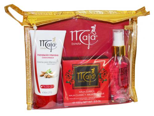 Maja Hand Cream, Maja Classic Soap and Maja Body Spray