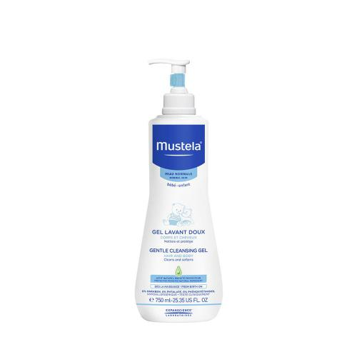 Mustela Gentle Cleansing Gel - Jumbo size 750ml