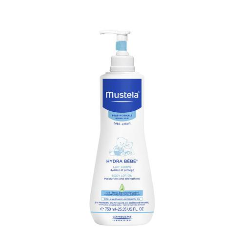 Mustela Hydra Bebe Body Lotion - Jumbo Size 750ml
