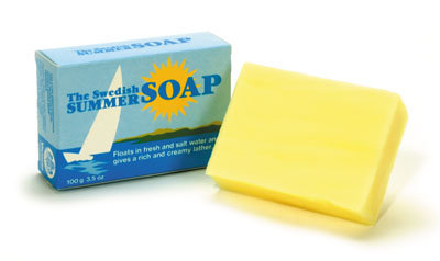 Swedish Summer Soap 100gr