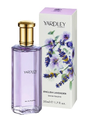 Yardley English Lavender Eau de Toilette Spray 50ml