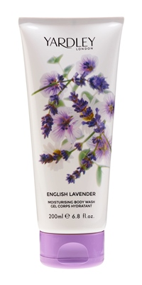 Yardley English Lavender Shower Gel 200ml